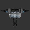 027 - Silver Iron Pounder
