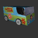 ACAMS-Scooby Doo - Mystery Machine
