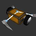 Hercules - BW Hax spinner