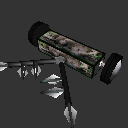 Vertigo-BW - Rhinocerous Beetle.bot -  BW - Rhinocerous Beetle