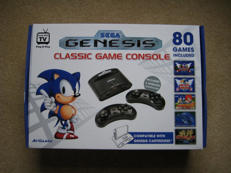 Family Dollar has Sega Genesis with 80 games for $40 > Family Dollar has Sega Genesis with 80 games for $40 Discussion in ' The Vestibule ' started by sell-lxhgfc.ml, Jan 8,